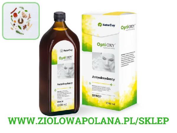 Oczyszczanie Organizmu I źródło Antyoksydantów Optioxy - Naturday